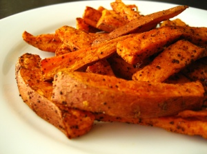 sweet p fries