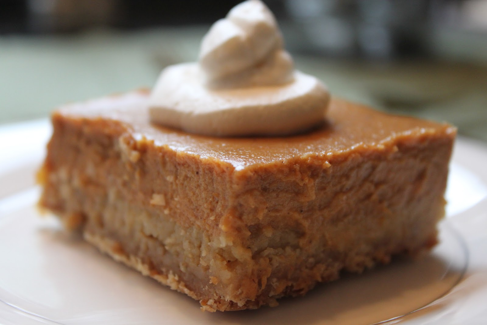 Pumpkin Pie Squares Recipes — Dishmaps