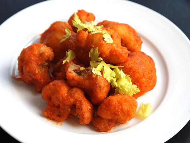 Source: Serious EatsAn example of diversity through restriction: Buffalo fried cauliflower
