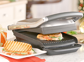 All hail the panini press
