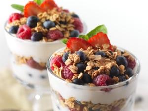Yogurt-Parfait